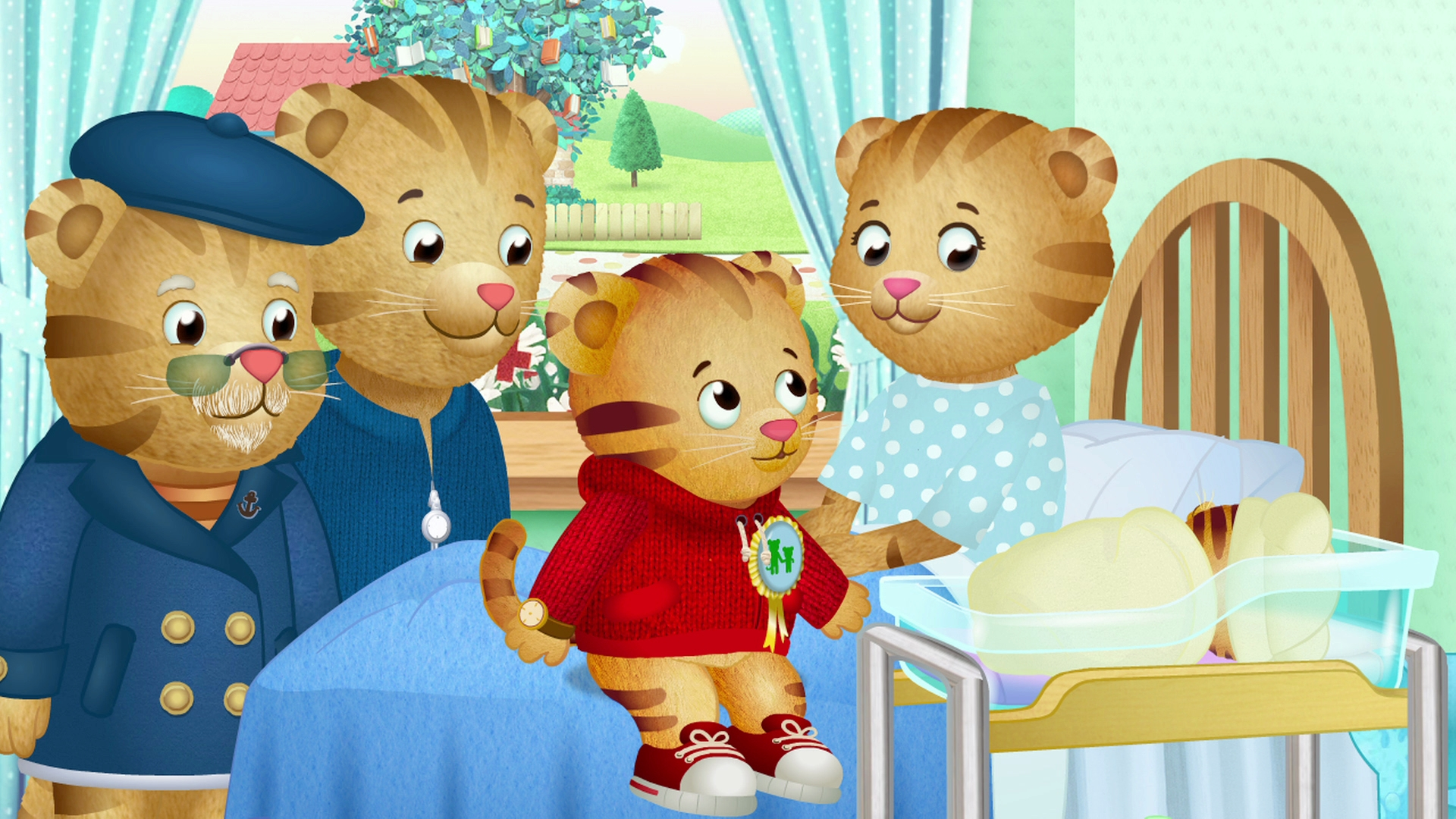 Daniel Tiger\'s Neighborhood\' – My Favorite Children\'s TV Show | TV ...